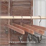 Classic natural cedar hanger bottom