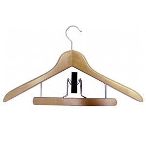 kledinghanger met broekklem
