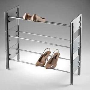 staplebaar schoenenrek